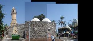 מסגד אל בחרי, טבריה