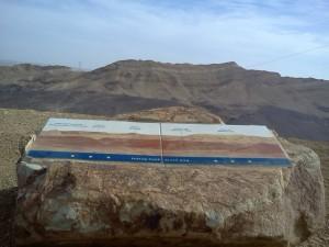 פנורמה, הר גוונים