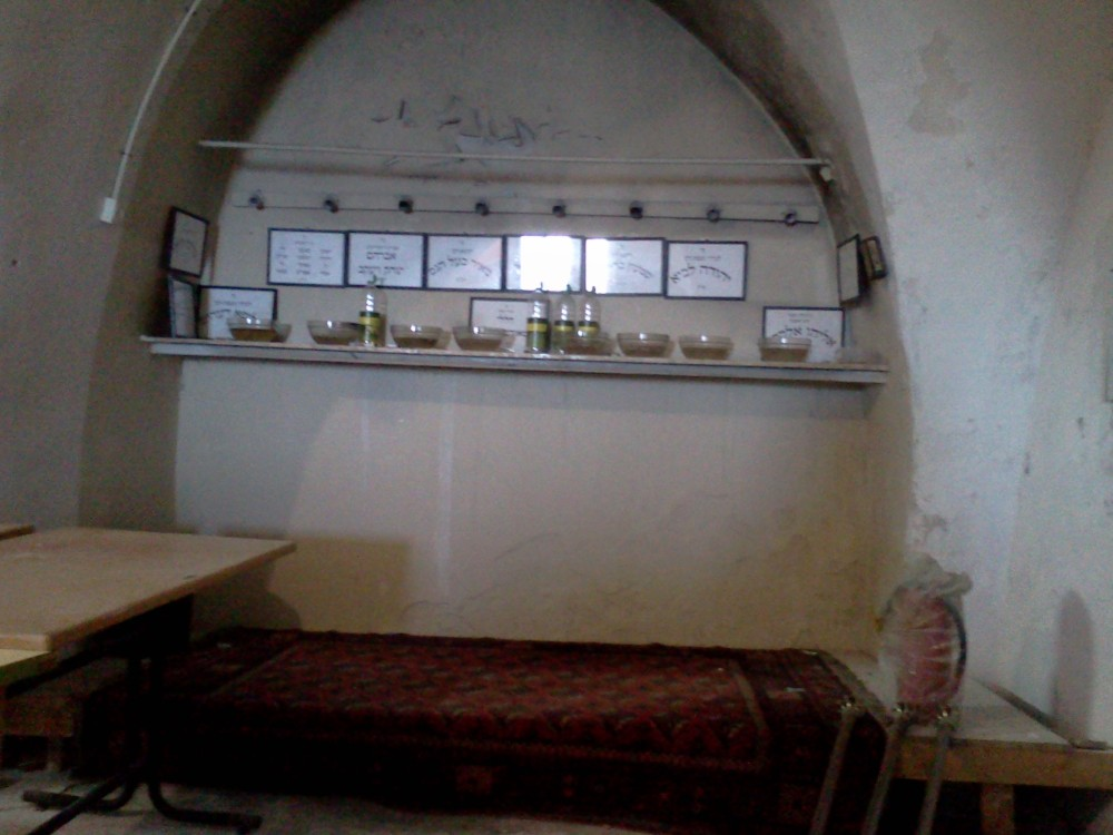בית הכנסת ליוצאי לוב ביפו העתיקה, פרויקט מצולם בשלבים (1/6)