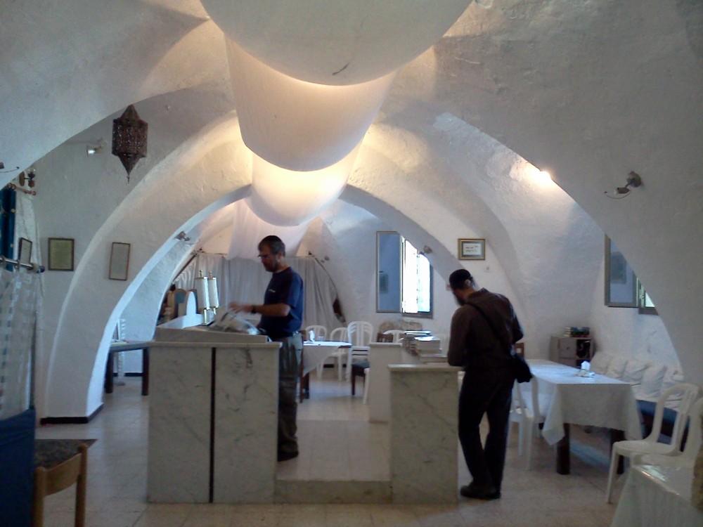 בית הכנסת ליוצאי לוב ביפו העתיקה, פרויקט מצולם בשלבים (3/6)