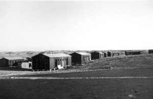1951-מעברת תל ירוחם שהקים רודי זעיר