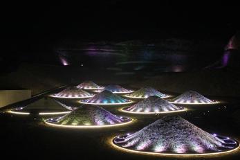 פארק אביטל בלילה - ממדריך מפה