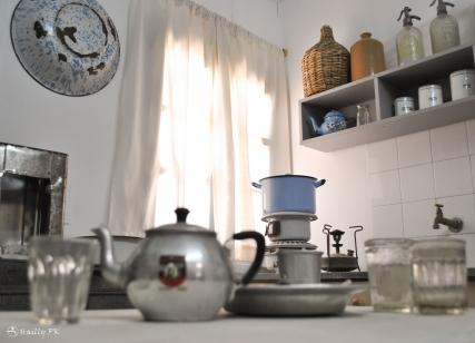 במטבח